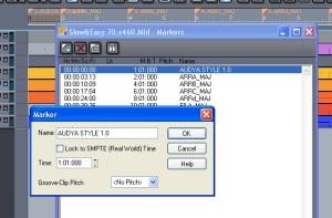 Marker identificativo Audya Style 1.0